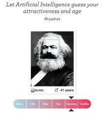 Facial hair - Let Artificial Intelligence guess your attractiveness and age 4howhot OOLINO Ở 41 years ning da