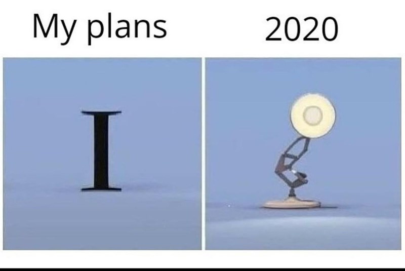 Text - My plans 2020 I