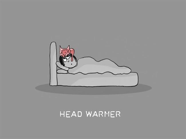 Footwear - HEAD WARMER