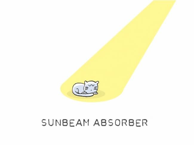 Yellow - SUNBEAM ABSORBER