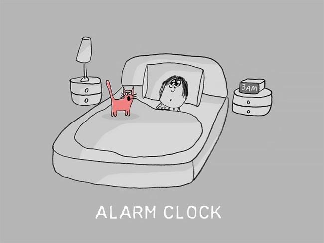 Furniture - 3AM ALARM CLOCK