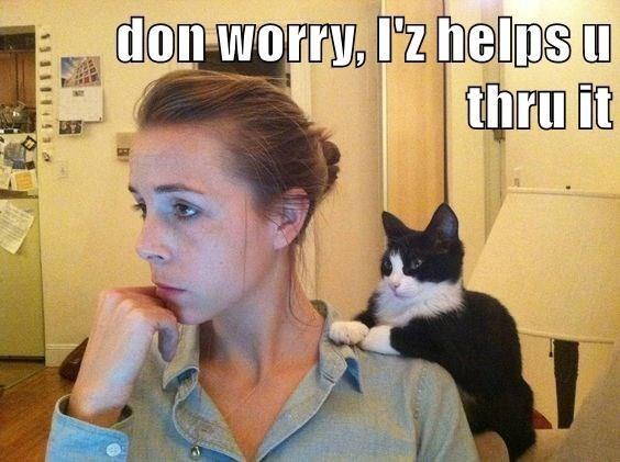 Hair - donworry, I'z helps u thru it