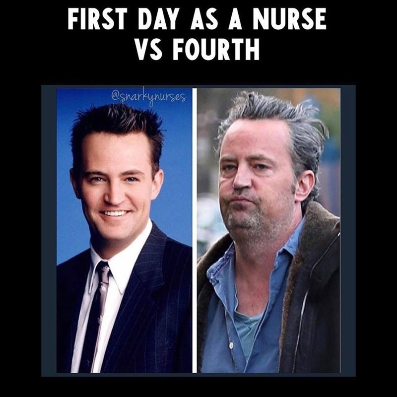 Face - FIRST DAY AS A NURSE VS FOURTH @şnarkynuses