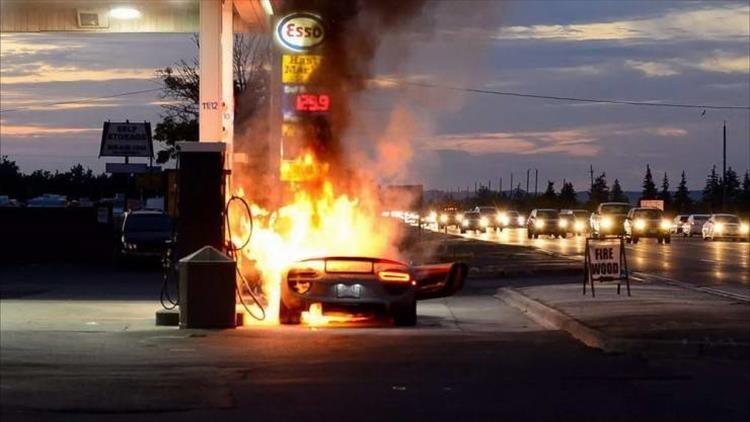 Fire - Esso P59 112 FIRE WOOD