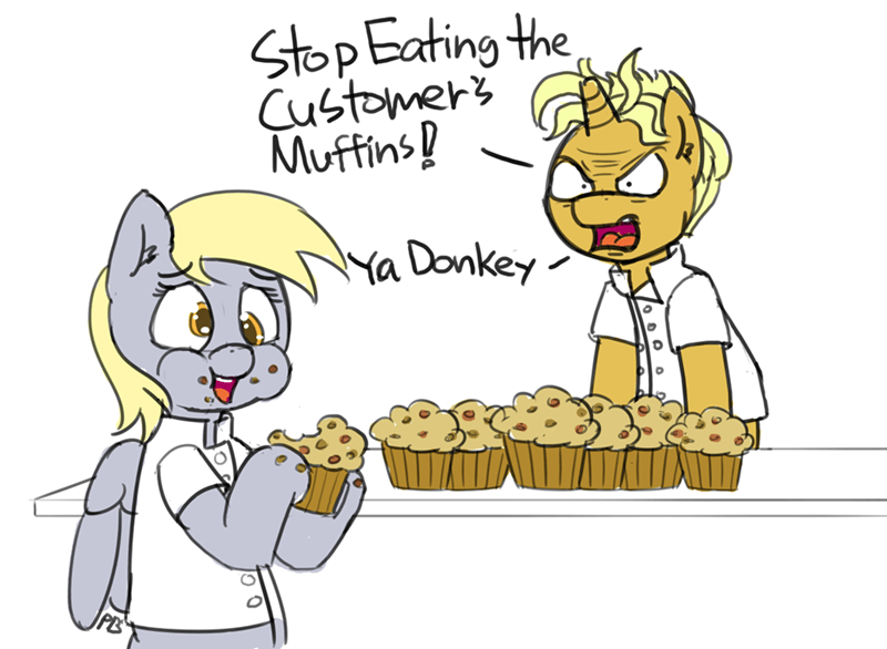 gordon ramsay derpy hooves pabbley ponify - 9496038400