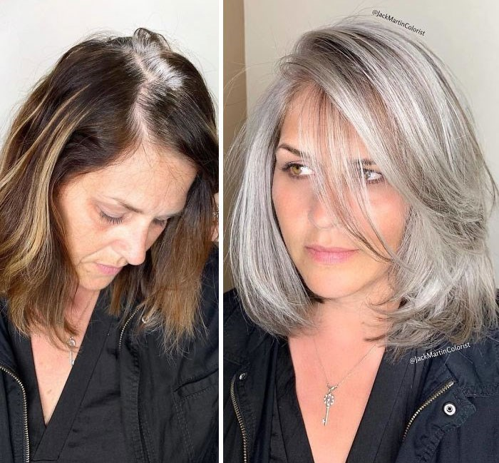 Hair - ejackMartinColorist @jackMartinColorist