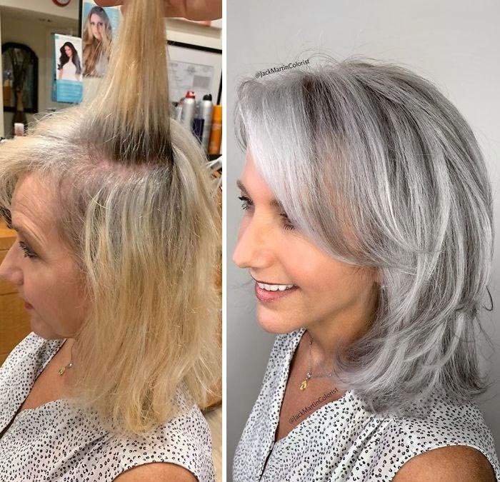 Hair - elackMartinColorist @jackMartinColorist