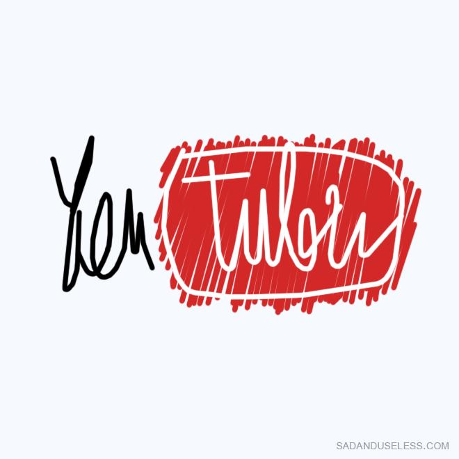 Text - YouTulors SADANDUSELESS.COM