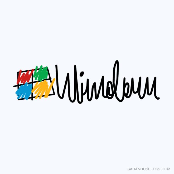 Logo - SADANDUSELESS.COM