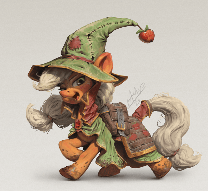applejack assasin monkey - 9497815040