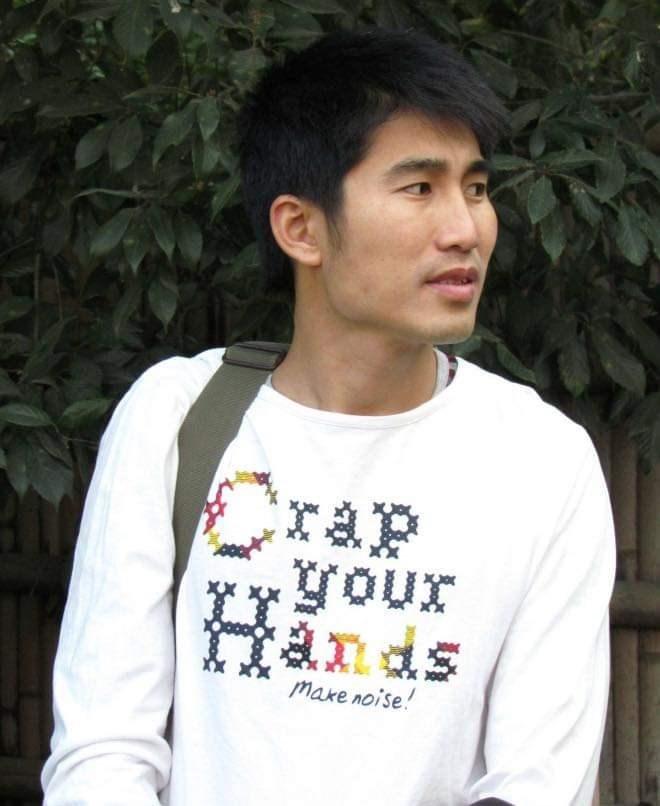 T-shirt - Crap your Händs Make noise!