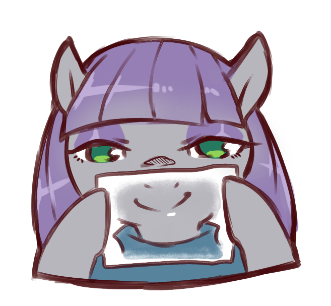 cold-blooded twilight maud pie - 9500156928