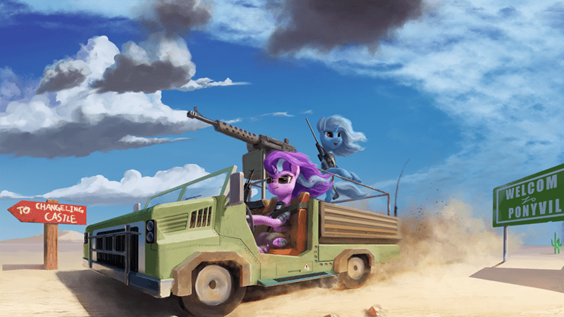 the great and powerful trixie starlight glimmer smg11ddj - 9500410624