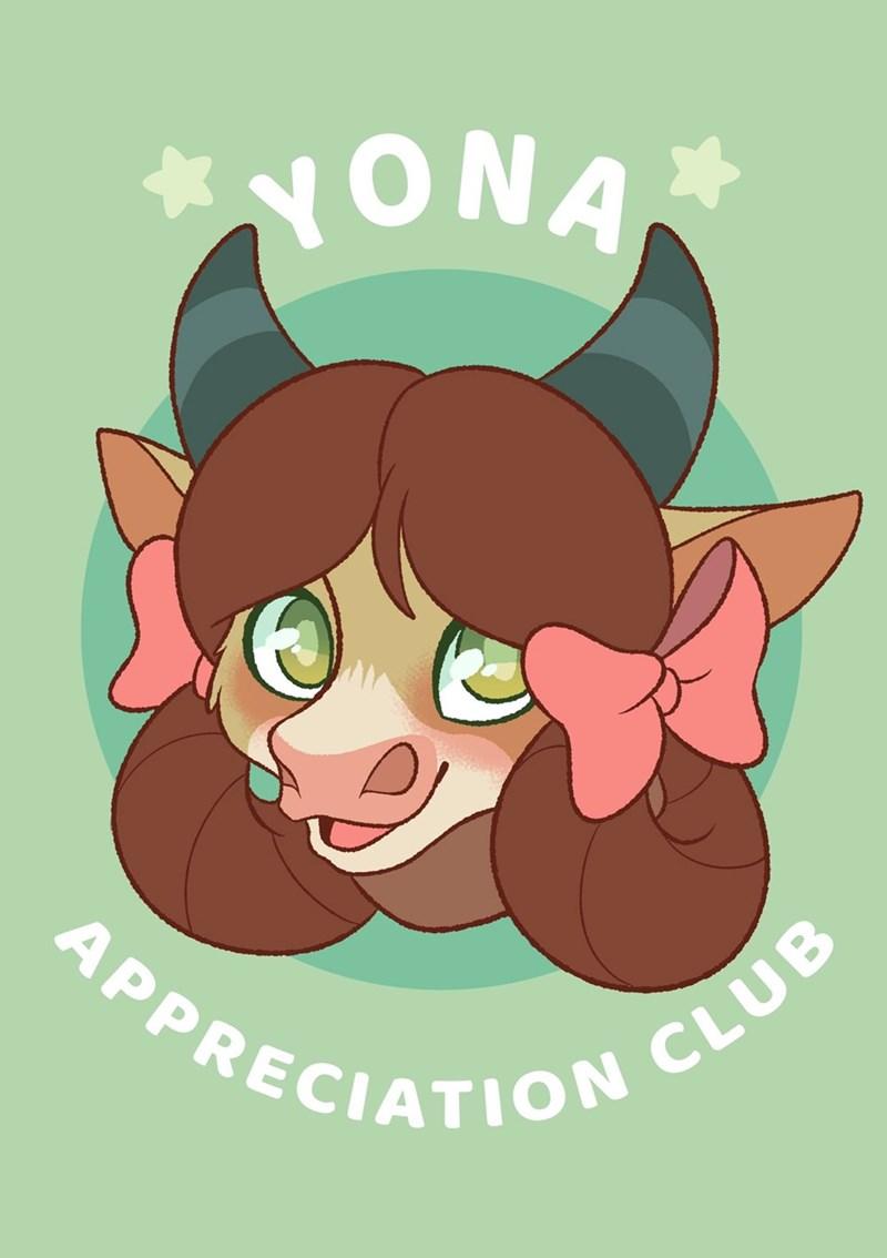 yaks reylayneart yona - 9500421632