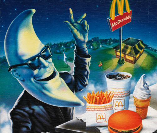 Poster - McDonalds