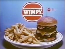 Junk food - WIMPY