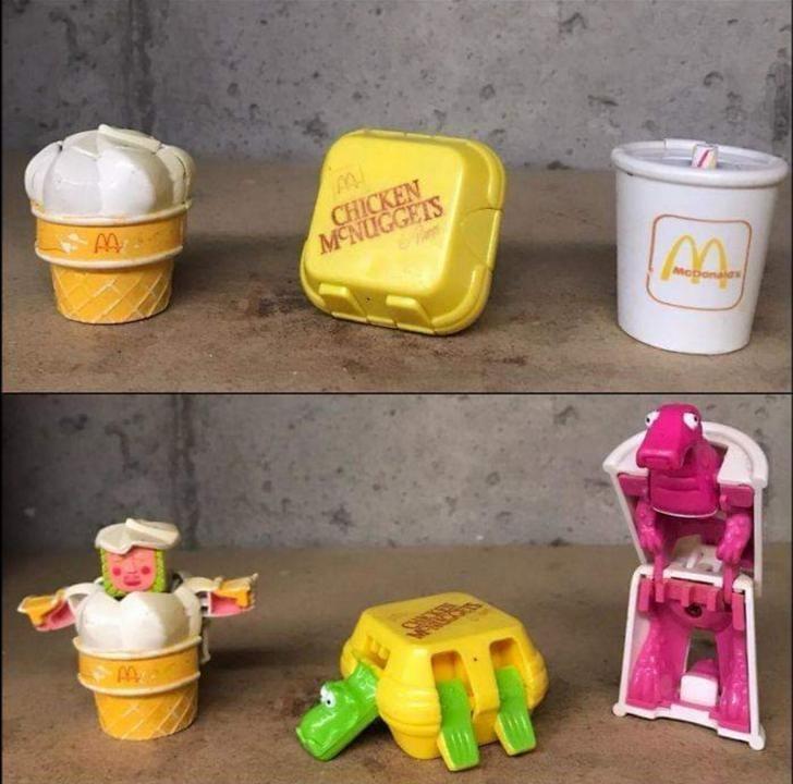 Toy - CHICKEN MCNUGGETS