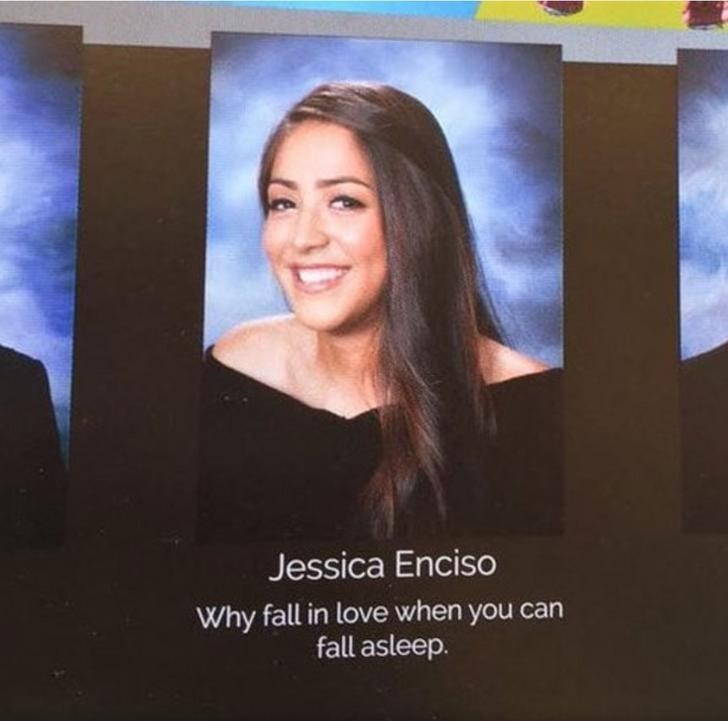 Hair - Jessica Enciso Why fall in love when you can fall asleep.