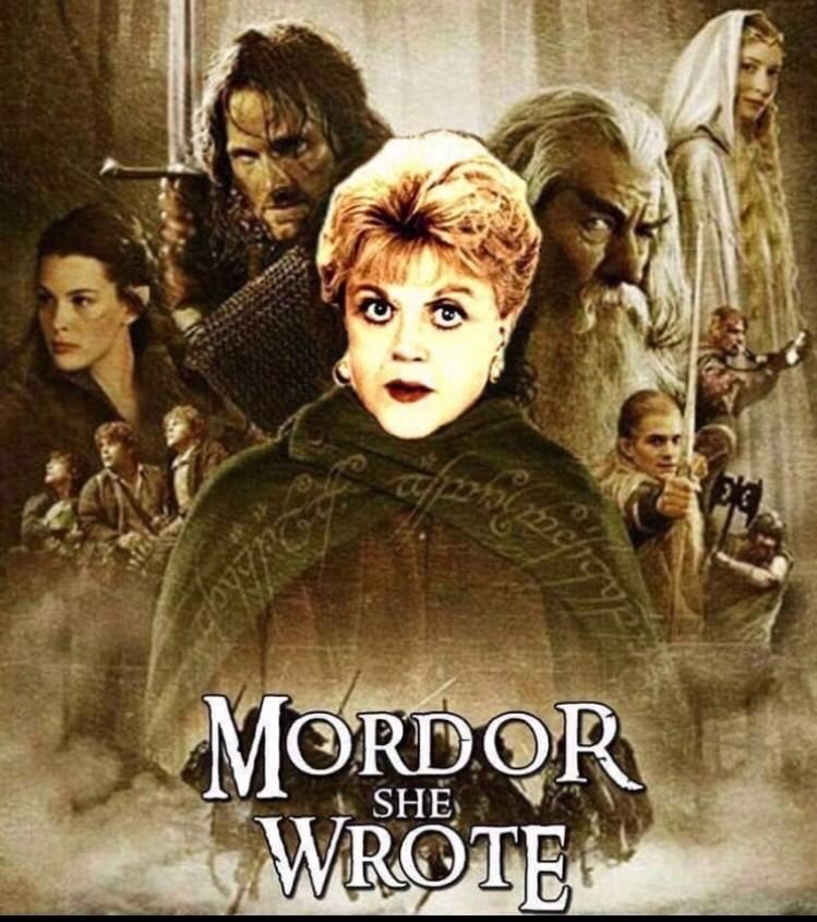 Movie - MORDOR WROTE SHE