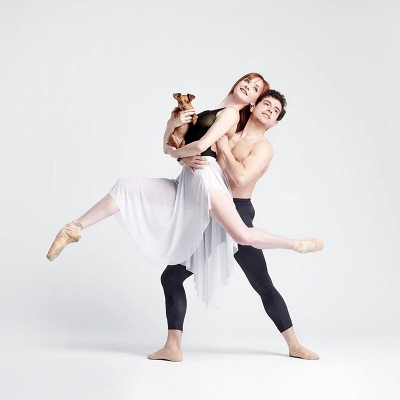 Athletic dance move - FRATT
