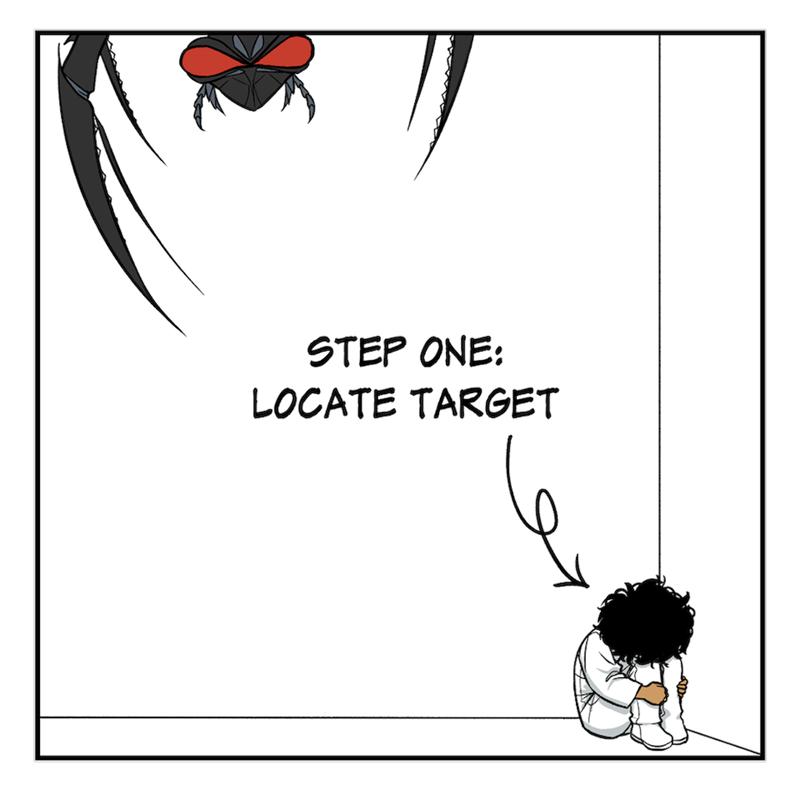 Cartoon - Cartoon - STEP ONE: LOCATE TARGET