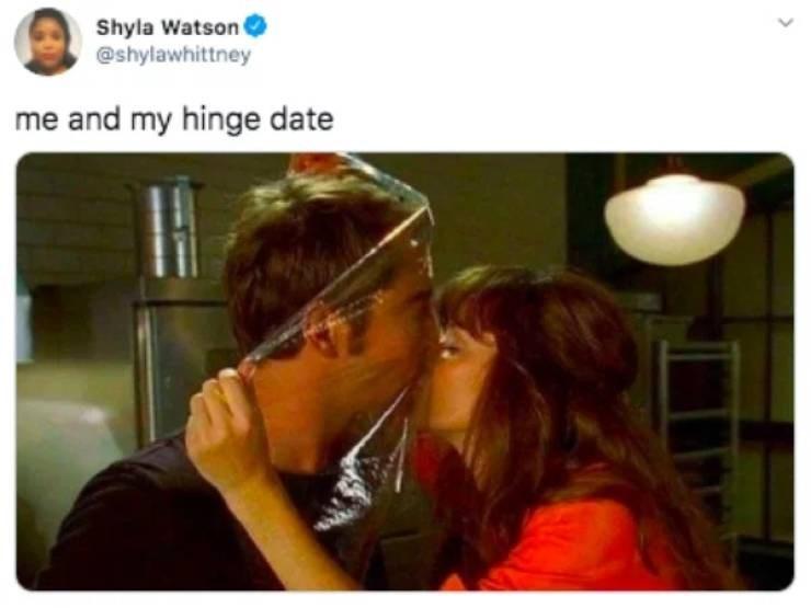Love - Shyla Watson @shylawhittney me and my hinge date
