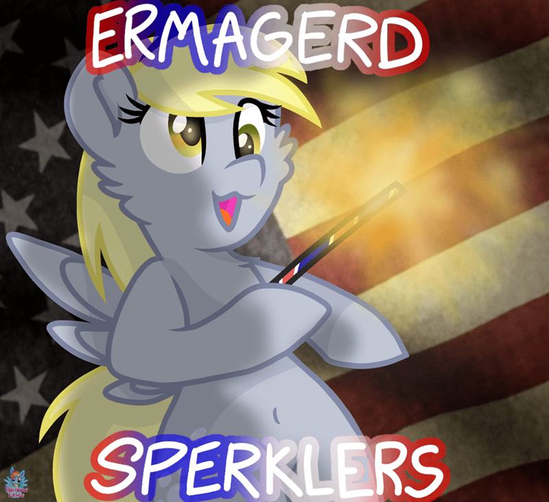 rainbow eevee derpy hooves fourth of july - 9512286720