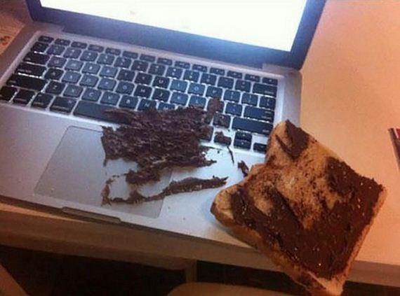 Chocolate brownie - 4.