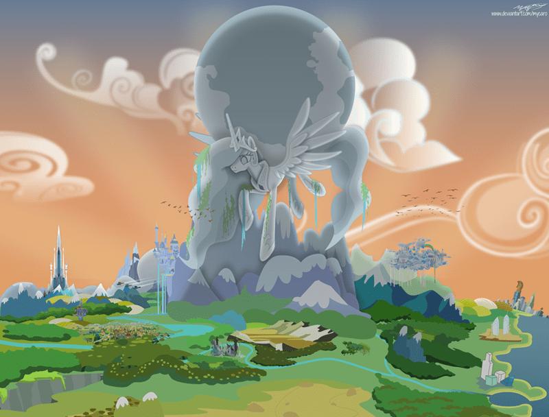 civilization princess celestia mycaro - 9515033856