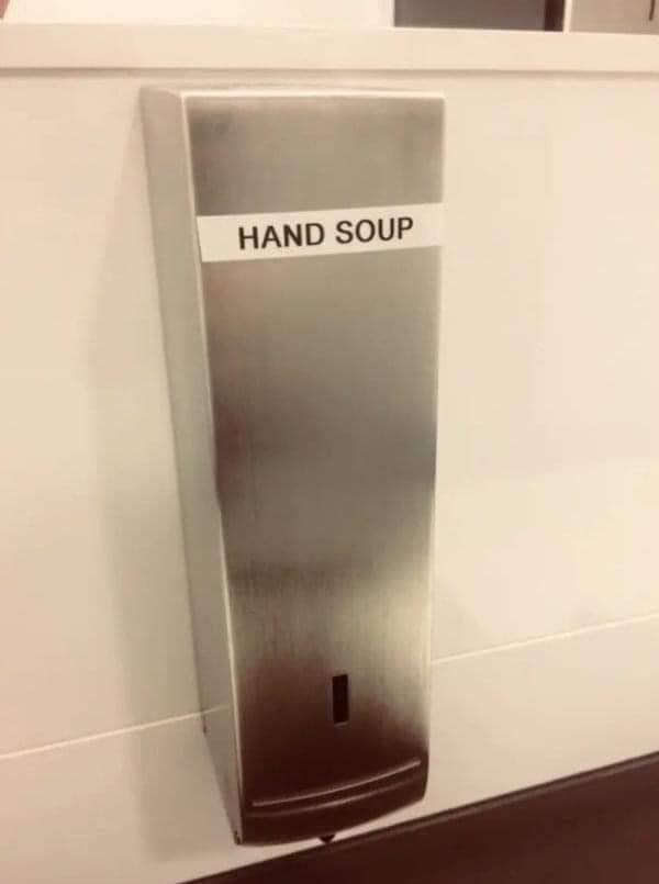 Product - HAND SOUP