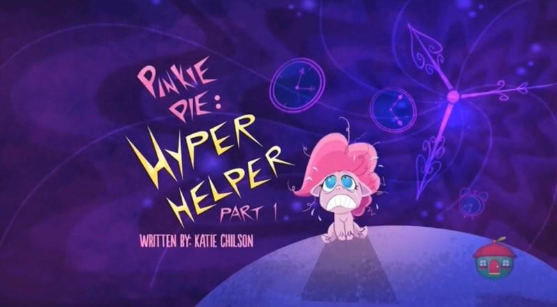 new episode pony life bad thing no 3 pinkie pie hyper helper - 9516184576