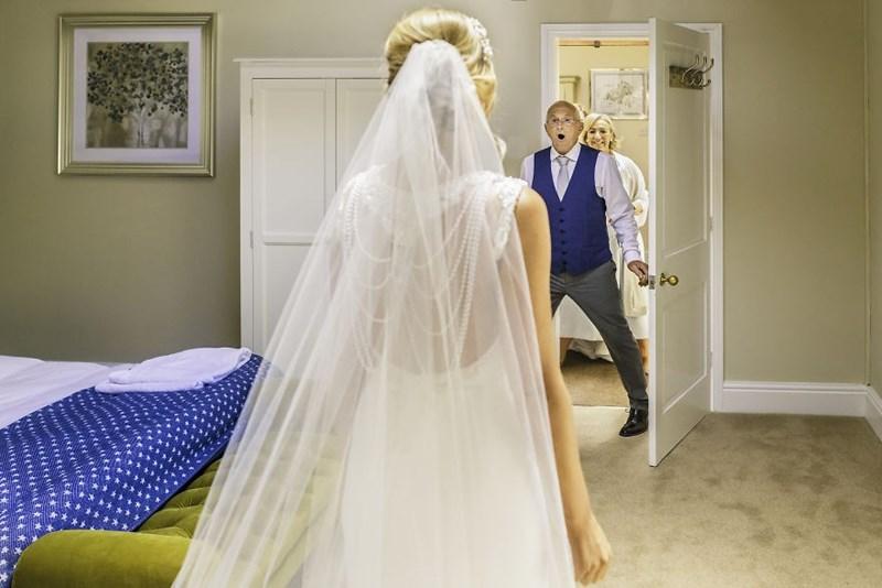 Wedding dress - to