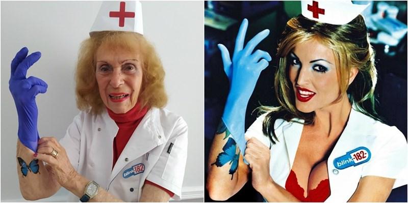 Nurse - blink182