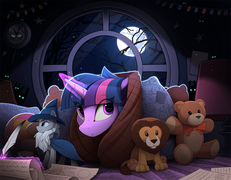 starswirl the bearded yakovlev-vad twilight sparkle - 9518826496