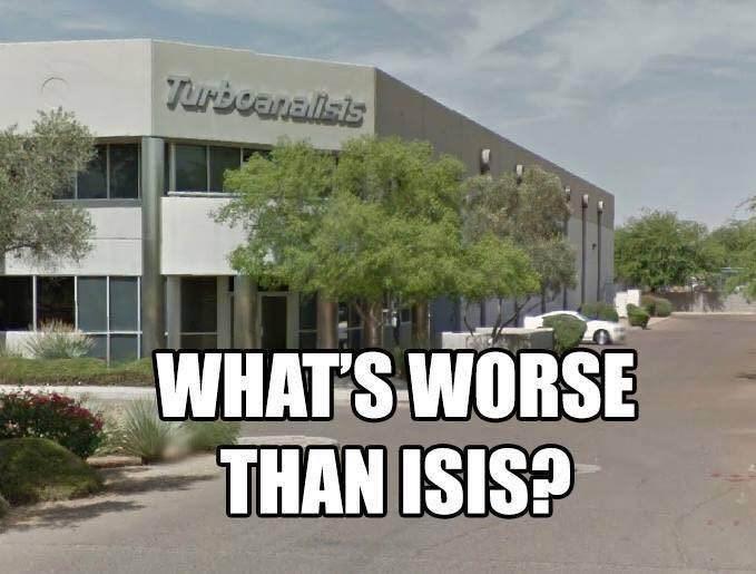 Property - Turècanallisis WHAT'S WORSE THAN ISIS?