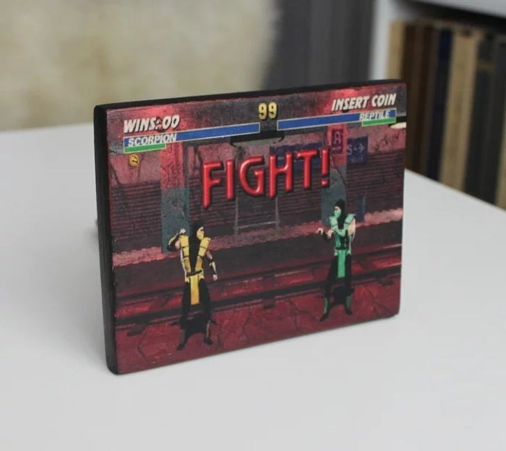 Games - 99 WINS OD SCORPION INSERT COIN BEPTILE FIGHT!