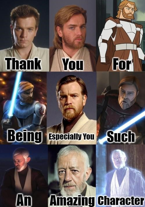 Facial expression - Thank You For Being Especially You Such An Amazing Character