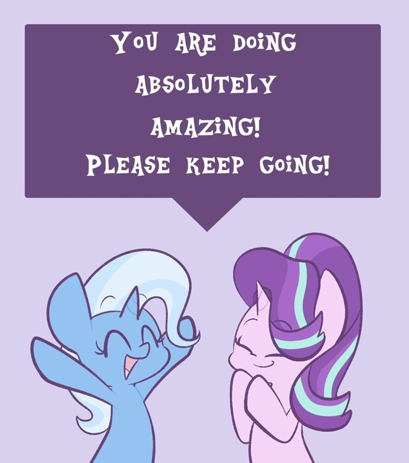 typhwosion motivation the great and powerful trixie starlight glimmer - 9522583296