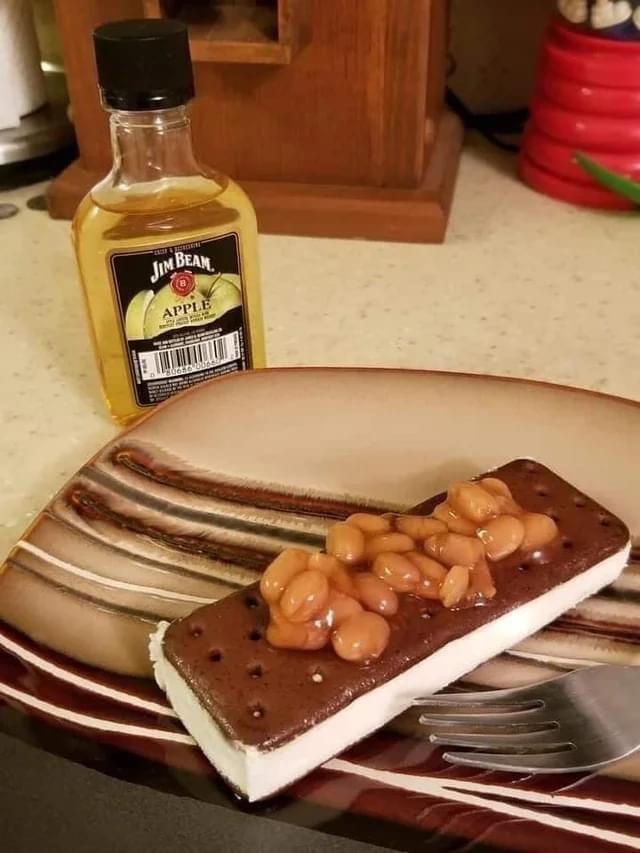 Food - JIM BEAM APPLE