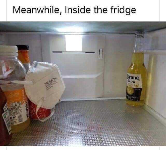 Product - Meanwhile, Inside the fridge orona Extra 3M 95024 MEUR TROUDOTS