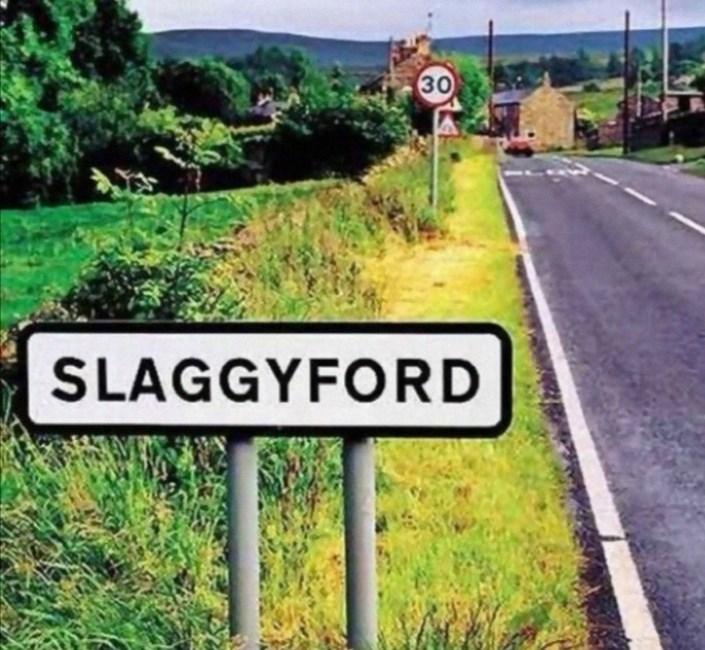 Grass - 30 SLAGGYFORD