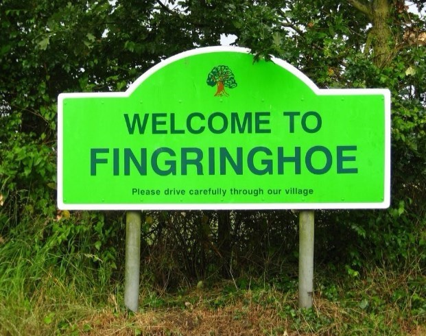 Nature reserve - WELCOME TO FINGRINGHOE Please drive carefully through our village