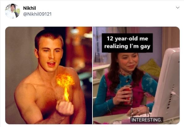 Photography - Nikhil @Nikhil09121 12 year-old me realizing I'm gay INTERESTING.