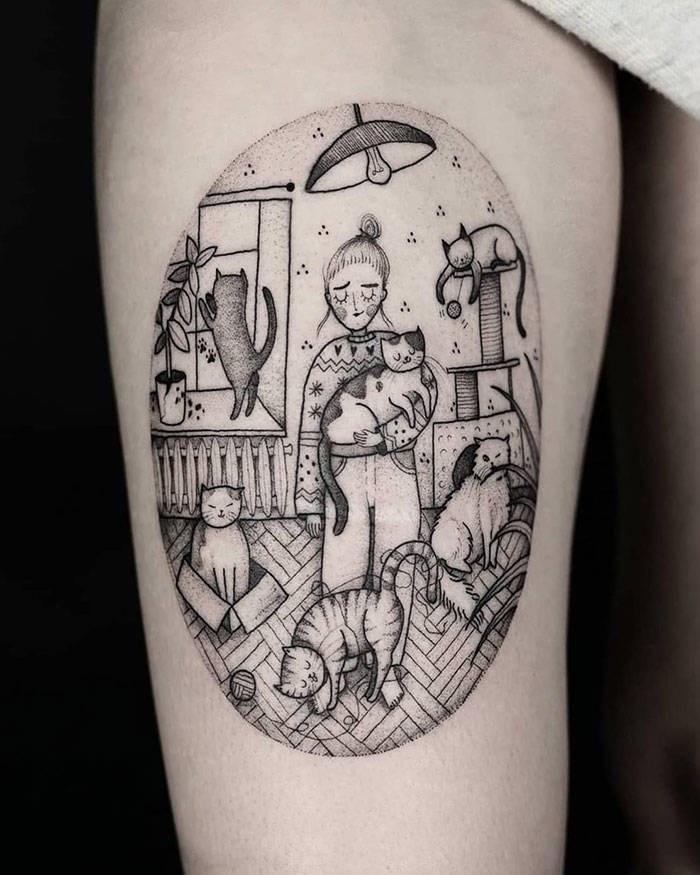 Tattoo - 米