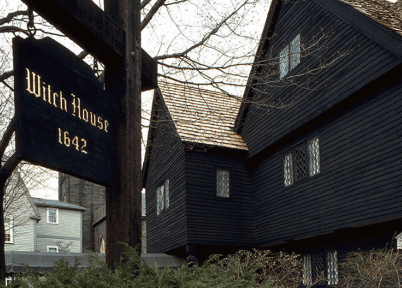 House - Witch House 1642 TE