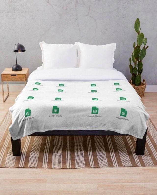 Bed sheet - 田 图 田 Google Sheets Google Sheets Google Sheets