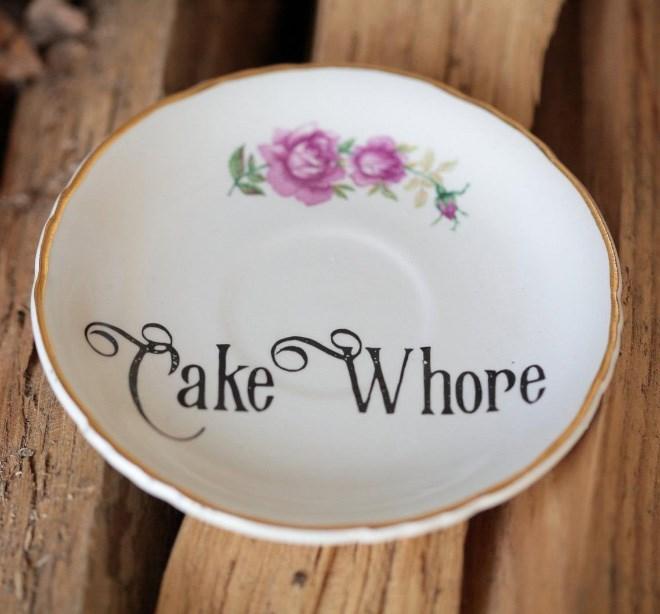 Dishware - Take Whore