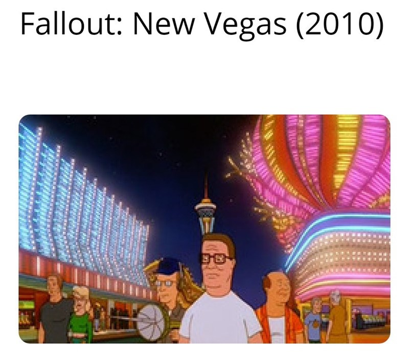 Text - Fallout: New Vegas (2010) T/