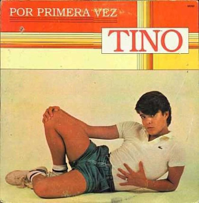 Album cover - POR PRIMERA VEZ TINO