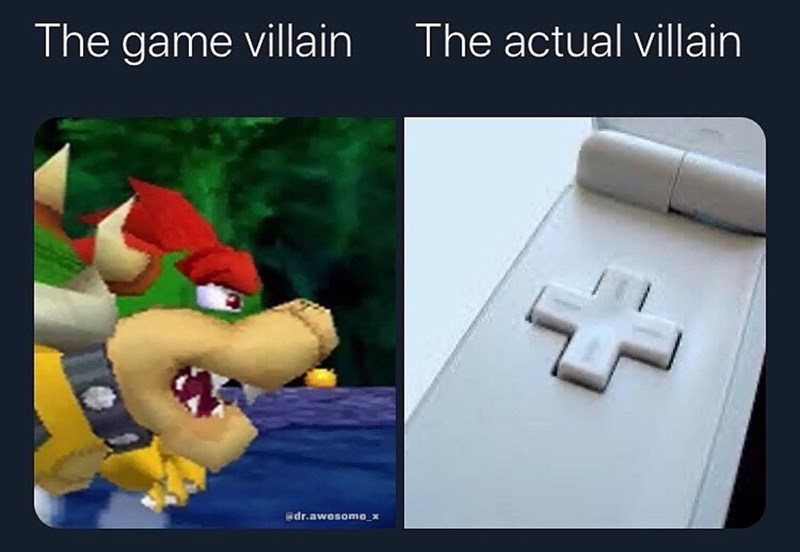 Organism - The game villain The actual villain adr.awesome_x